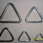 Wyroby z drutu - trójkąty